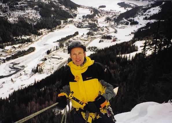 Alan Hinkes Annapurna 2002